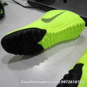 Giay da banh san co nhan tao Nike Mercurial mau xanh non chuoi TF (1)