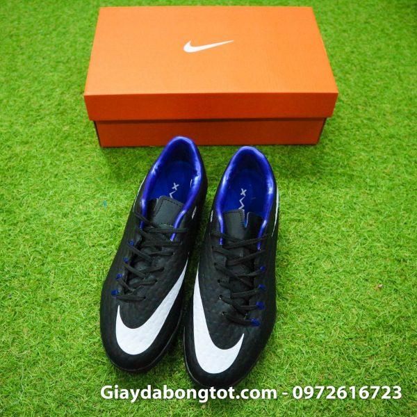 Giay san co nhan tao Nike Hypervenom Phelon 3 TF mau den (3)