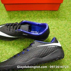 Giay san co nhan tao Nike Hypervenom Phelon 3 TF mau den (5)