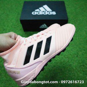 Giay da banh san co nhan tao Adidas Predator 18.3 Hong Phan co cao (7)