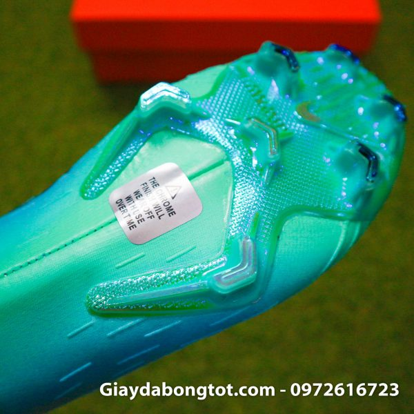 Giay da bong da vai Nike Mercurial Vapor 360 FG mau xanh ngoc 2019 (9)