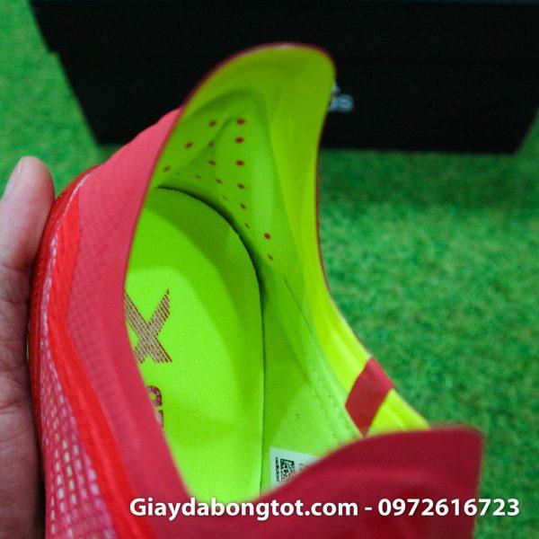 Giay khong day Adidas X 18+ FG mau do moi nhat 2019 (1)