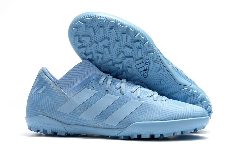 Giày đá bóng da vải Adidas Nemeziz da siêu mềm và mỏng