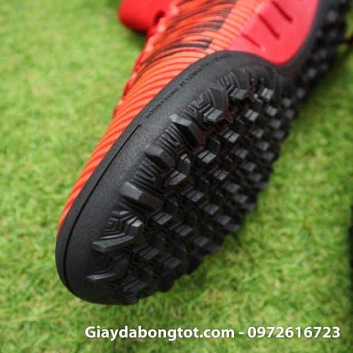 Giày đá bóng Nike cao cổ Mercurial X Proximo TF màu Lửa Đỏ (Lửa và Băng) (4)