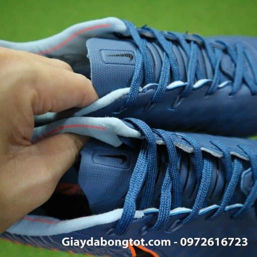 Giày đá bóng hợp chân bè Nike Tiempo FG màu xám ghi mới 2019 (1)