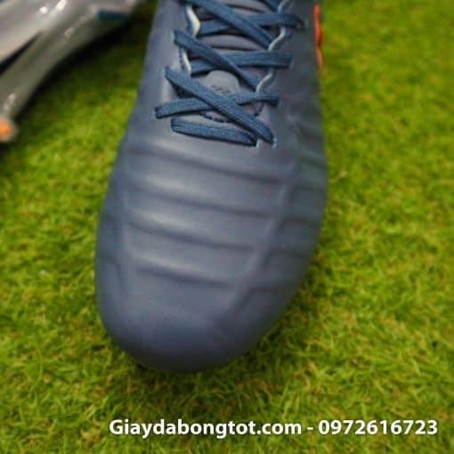 Giày đá bóng hợp chân bè Nike Tiempo FG màu xám ghi mới 2019 (5)