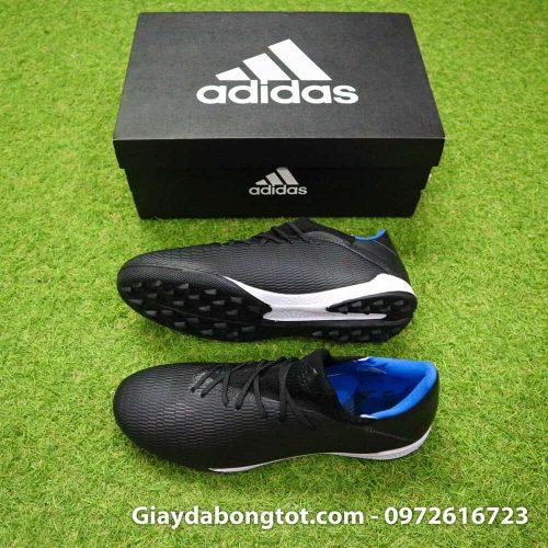 Giày đá banh đinh TF Adidas Predator 19.3 TF màu đen full (2)