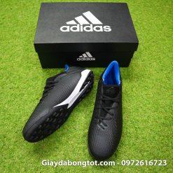 Giày đá banh đinh TF Adidas Predator 19.3 TF màu đen full (3)