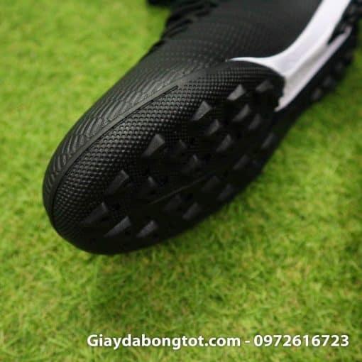 Giày đá banh đinh TF Adidas Predator 19.3 TF màu đen full (4)
