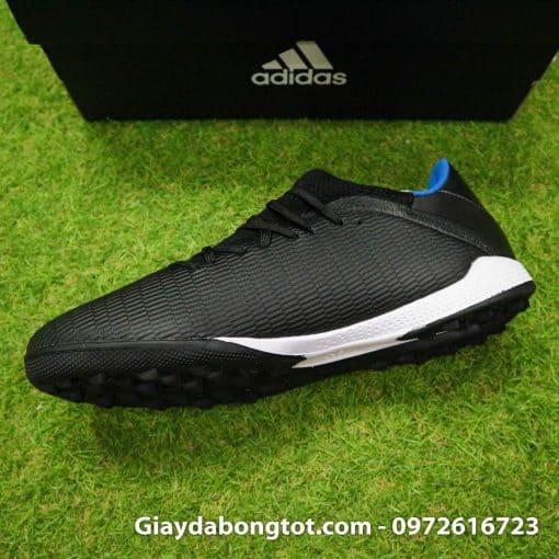 Giày đá banh đinh TF Adidas Predator 19.3 TF màu đen full (5)