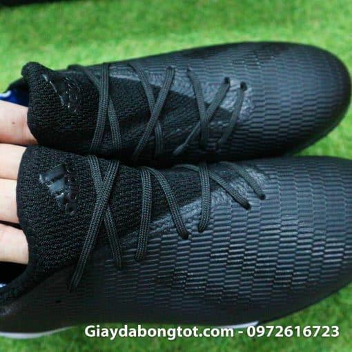 Giày đá banh đinh TF Adidas Predator 19.3 TF màu đen full (7)