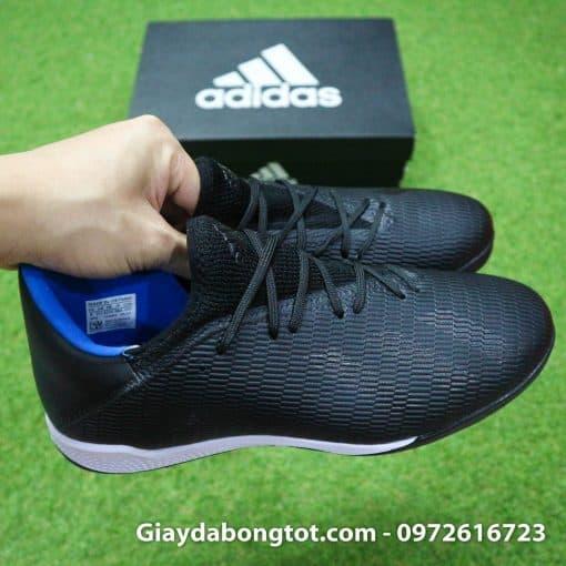 Giày đá banh đinh TF Adidas Predator 19.3 TF màu đen full (8)