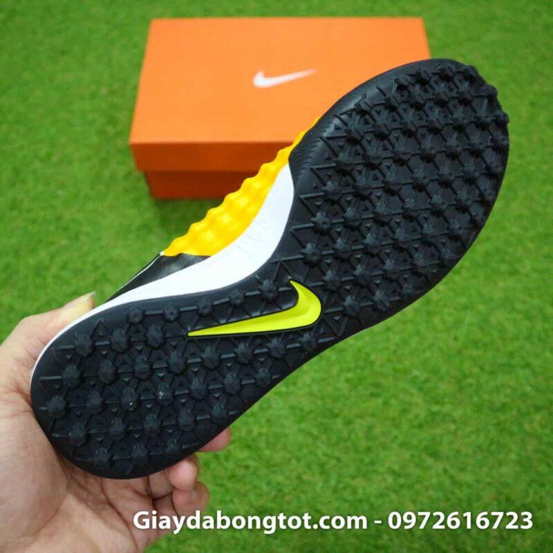 Giày cho chân bè Nike Magista X TF vàng đen Quang Hải (1)