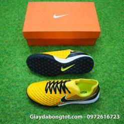 Giày cho chân bè Nike Magista X TF vàng đen Quang Hải (2)