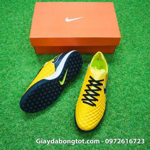 Giày cho chân bè Nike Magista X TF vàng đen Quang Hải (3)