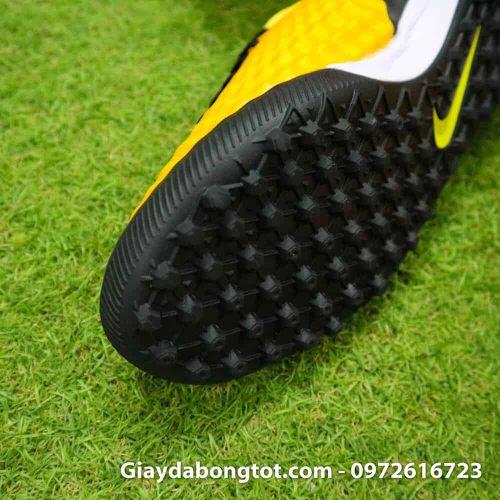 Giày cho chân bè Nike Magista X TF vàng đen Quang Hải (4)