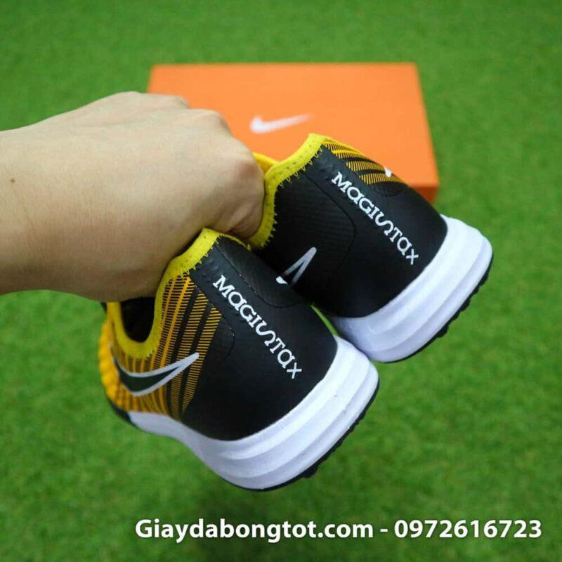 Giày cho chân bè Nike Magista X TF vàng đen Quang Hải (7)