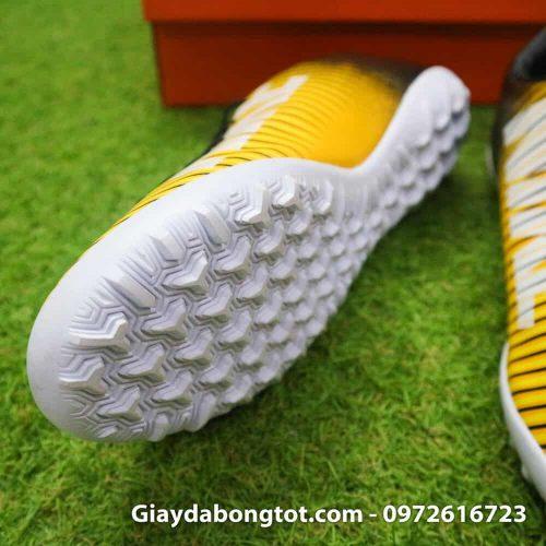 Giay bong da chan be Nike Mercurial Victory 6 TF mau vang den (4)