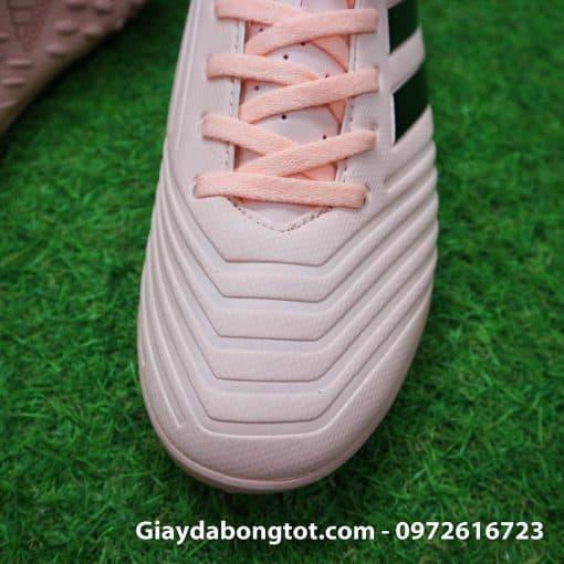 Giay bong da mau hong phan Adidas Predator 18.4 TF Xuan Truong (4)