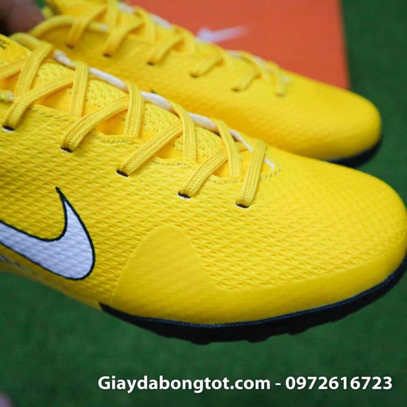 Giay bong da tre em Neymar Nike Mercurial mau vang Worldcup 2018 Vapor VII Pro TF (1)