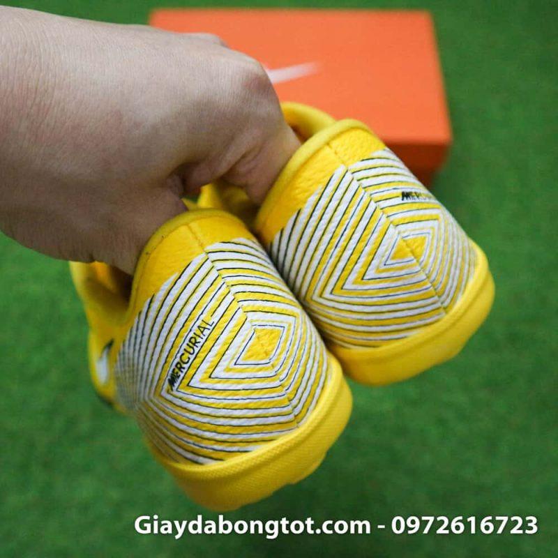 Giay bong da tre em Neymar Nike Mercurial mau vang Worldcup 2018 Vapor VII Pro TF (5)