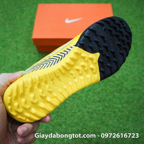 Giay bong da tre em Neymar Nike Mercurial mau vang Worldcup 2018 Vapor VII Pro TF (6)