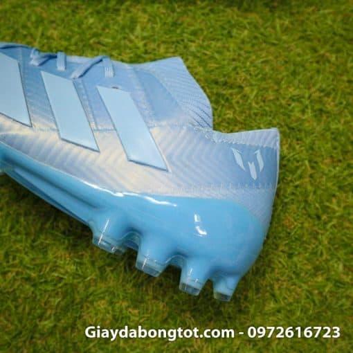 Giay da banh Adidas Nemeziz Messi 18.1 AG xanh duong nhat da vai (3)