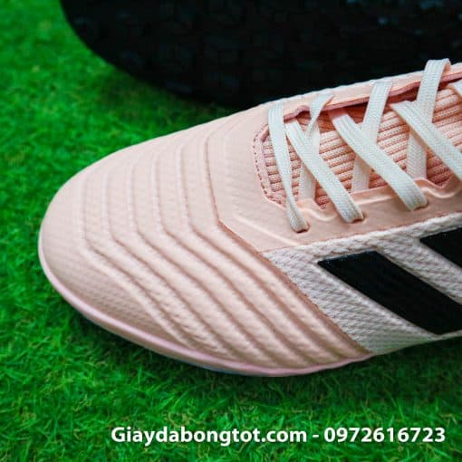 Giay da banh san co nhan tao Adidas Predator 18.3 Hong Phan co cao (3)