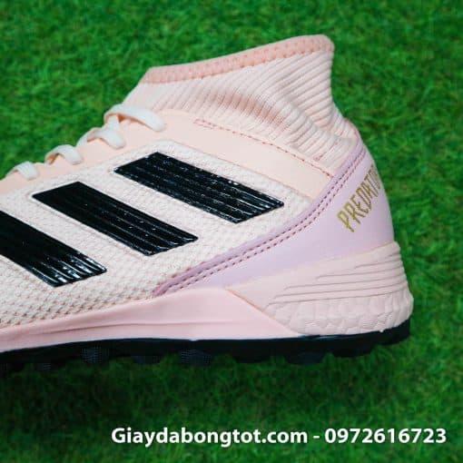 Giay da banh san co nhan tao Adidas Predator 18.3 Hong Phan co cao (4)