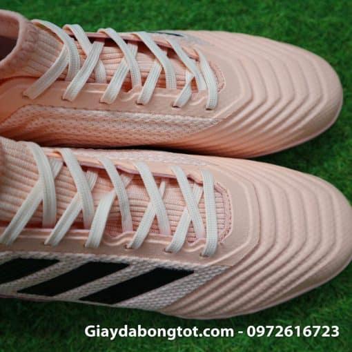 Giay da banh san co nhan tao Adidas Predator 18.3 Hong Phan co cao (8)