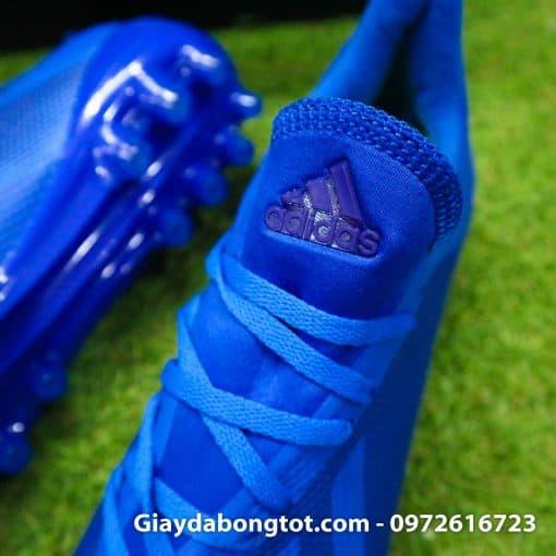 Giay da banh san co nhan tao Adidas X18.3 AG xanh duong dam (6)