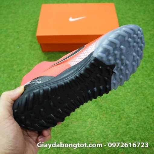 Giay da bong Nike co cao Merurial Superfly 360 CR7 TF mau do got den (1)