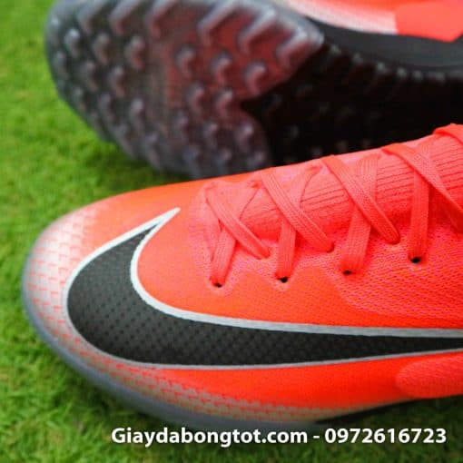 Giay da bong Nike co cao Merurial Superfly 360 CR7 TF mau do got den (3)