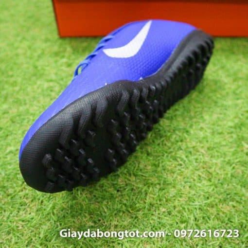 Giay da bong Nike tre em dinh thap mau xanh duong Vapor VII TF (5)