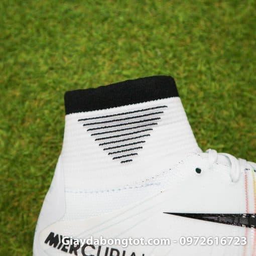 Giay da bong cao co Nike Mercurial Proximo CR7 mau trang 2018 (11)