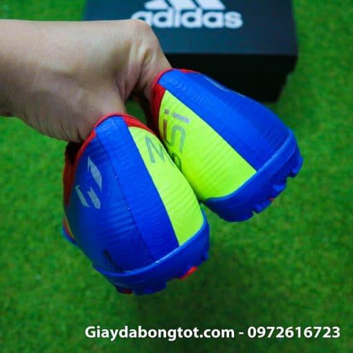 Giay da bong da mem Adidas Nemeziz 18.3 TF do xanh Barcelona (10)