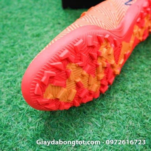 Giay da bong da mem Adidas Nemeziz 18.3 TF mau cam vach den (5)
