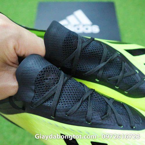 Giay da bong dinh cao Adidas X18.1 FG chuoi den san co (11)