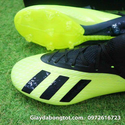 Giay da bong dinh cao Adidas X18.1 FG chuoi den san co (3)