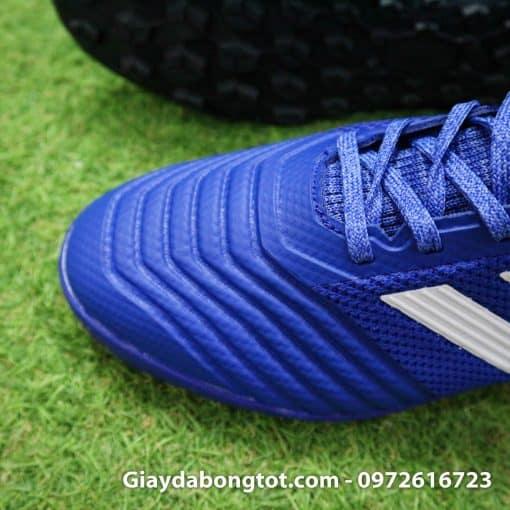 Giay da bong tien ve Adidas Predator 18.3 TF mau xanh duong vach trang (3)
