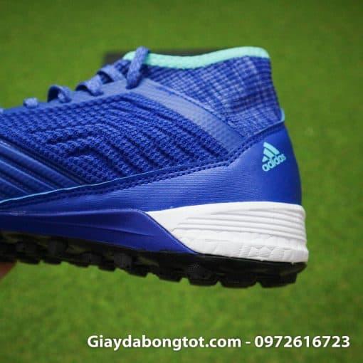 Giay da bong tien ve Adidas Predator 18.3 TF mau xanh duong vach trang (5)