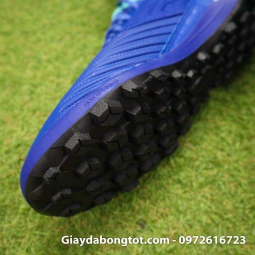 Giay da bong tien ve Adidas Predator 18.3 TF mau xanh duong vach trang (9)