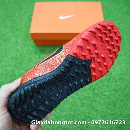 Giay da bong tre em CR7 Nike Mercurial mau Do Vapor VII Pro TF (10)