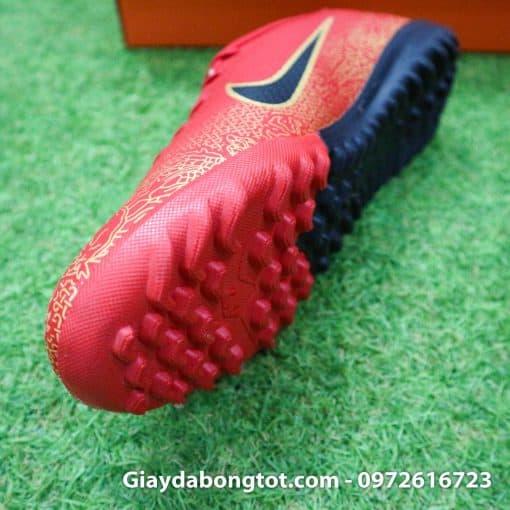 Giay da bong tre em CR7 Nike Mercurial mau Do Vapor VII Pro TF (4)