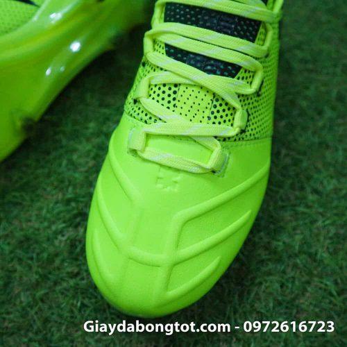 Giay da bong tre em da mem Adidas X17.1 FG xanh chuoi dinh cao (5)