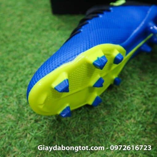 Giay da bong tre em sieu nha Adidas X18.3 FG mau xanh duong (3)