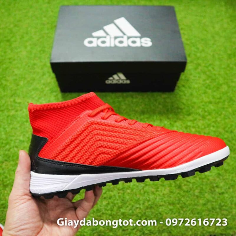 Giay san co nhan tao Adidas Predator 19.3 TF đỏ 2019 (5)