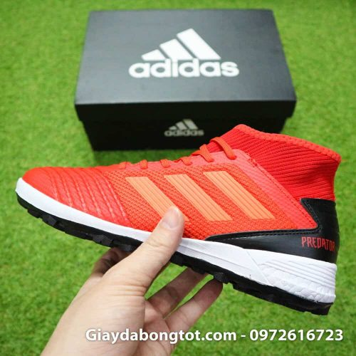 Giay san co nhan tao Adidas Predator 19.3 TF đỏ 2019 (7)