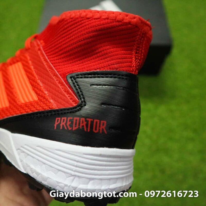 Giay san co nhan tao Adidas Predator 19.3 TF đỏ 2019 (8)