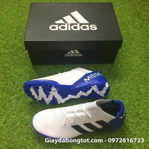 Giay-san-co-nhan-tao-Messi-Adidas-Nemeziz-trang-xanh-2018-moi-6-600x600 - Copy